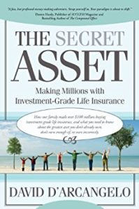 review of the secret asset by david arcangelo
